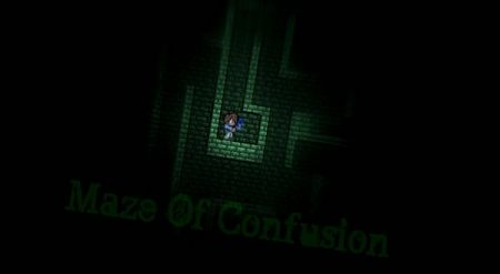 Maze of confusion 1!