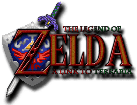 The Legend of Zelda - A Link to Terraria