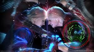 Музыка на тему Devil May Cry.