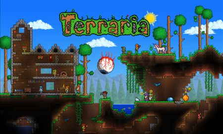 Terraria для Windows Phone