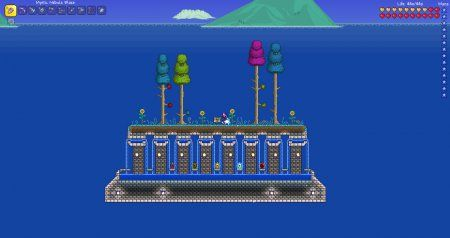 Tiny Terraria World 1.1