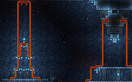 The way to the brink Карта для Terraria 1.2.1.2