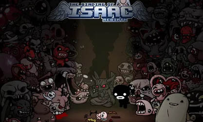 Wave-Bank на тему The Binding Of Isaac