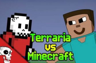 Minecraft vs. Terraria